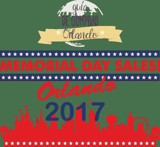 Memorial Day 2017 Guia de Compras Orlando