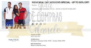 Memorial Day Sales International Premium Outlets 2017_3