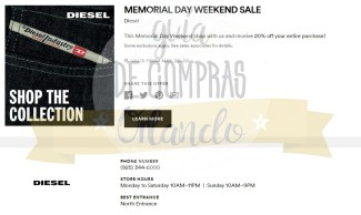 Memorial Day Sales International Premium Outlets 2017_8