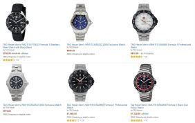 Reloj Tag Heuer Amazon