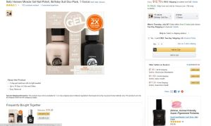 Sally Hansen Amazon 5