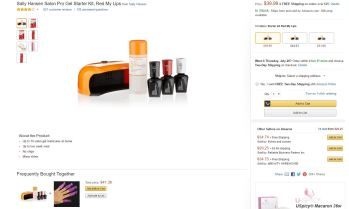 Sally Hansen Amazon 7