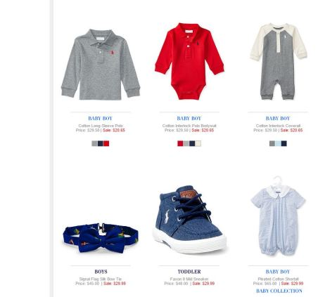 Baby Boy Polo Ralph Lauren 23