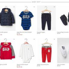Baby Gap -Boy- 20