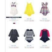 Baby Girl Polo Ralph Lauren 10