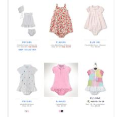 Baby Girl Polo Ralph Lauren 12