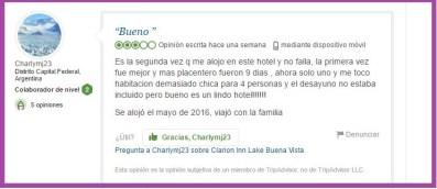 Clarion Inn Lake Buena Vista Opiniones Viajeros 2