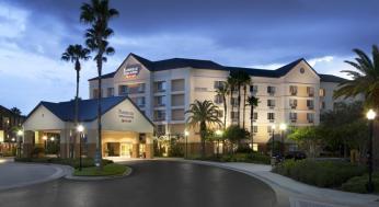 Fairfield Inn & Suites by Marriott Orlando Lake Buena Vista in the Marriott Village Foto 17