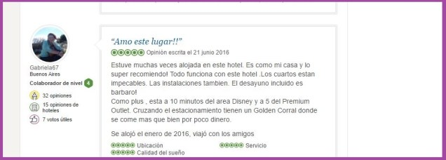 Fairfield Inn & Suites by Marriott Orlando Lake Buena Vista in the Marriott Village Opiniones Viajeros 6
