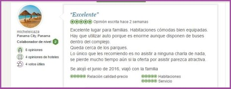 Holiday Inn Club Vacations At Orange Lake Resort opiniones viajeros 1