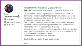 Holiday Inn Express & Suites Lk Buena Vista South opiniones viajeros 2