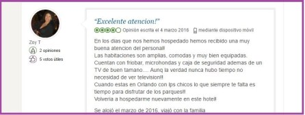Holiday Inn Express & Suites Lk Buena Vista South opiniones viajeros 6