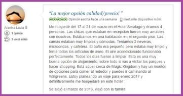 Saralago Opiniones Viajeros 3