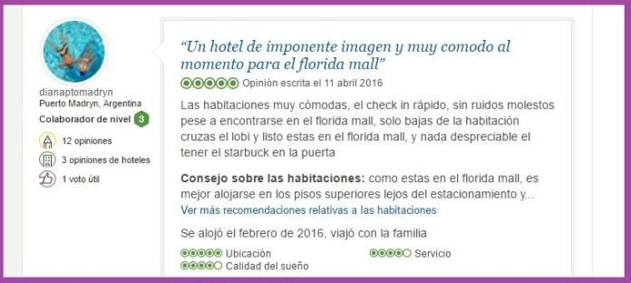 The Florida Hotel & Conference Center Opiniones Viajeros 4