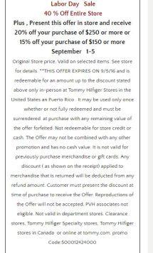 Deals Lake Buena Vista Factory Store Septiembre 07
