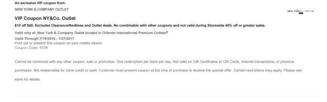 Orlando International Premium Outlet septiembre 2016 .8