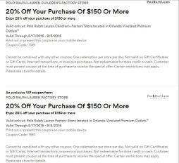 Orlando Vineland Premium Outlet septiembre 2016 .11