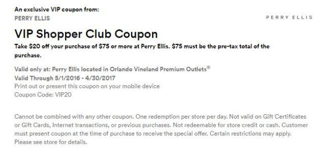 Orlando Vineland Premium Outlet septiembre 2016 .9