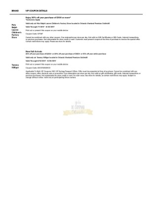 vineland cupon 22.08.17