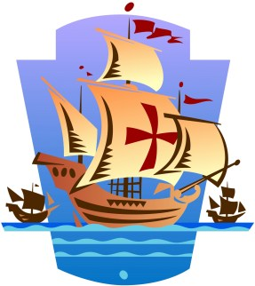 Boat Columbus Day