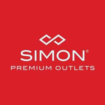 Premium Outlets Logo Rojo