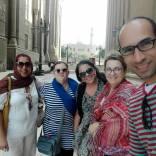 Frente da Mesquita e madrassa do Sultao Hassan