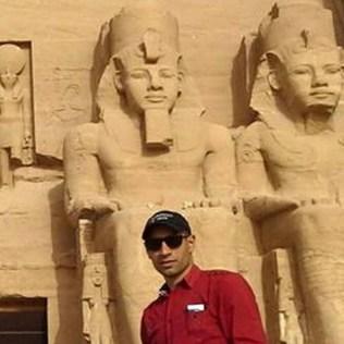 Guia de turismo em Egito