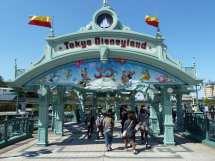 Parque De Atracciones Tokyo Disneyland