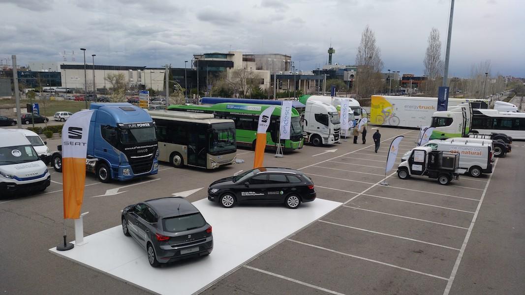 Europa lanza manifiesto sobre el gas natural vehicular