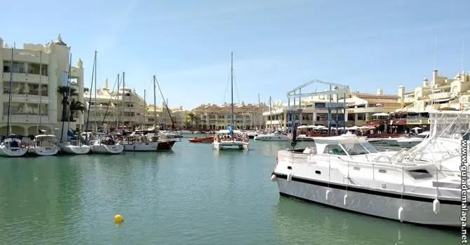 Puerto Marina Benalmádena Costa.