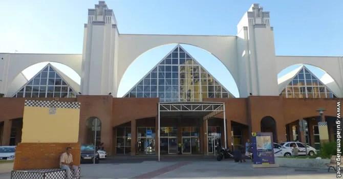 Estación de Autobuses de Málaga.