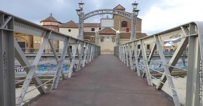 Puente de los Alemanes, Málaga.