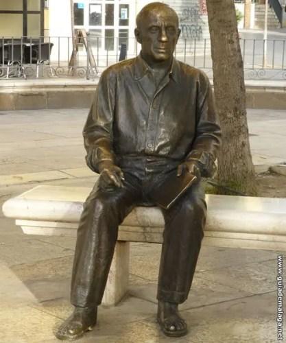 Escultura Pablo Picasso