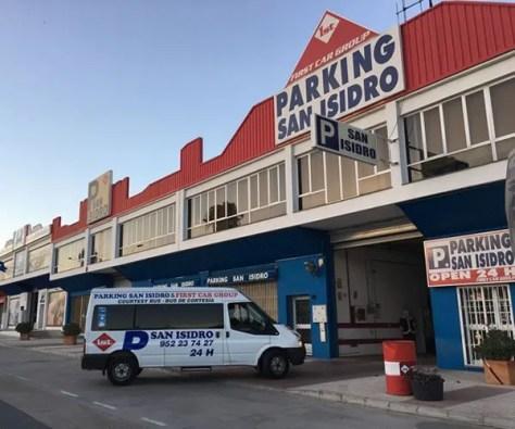 Parking San Isidro
