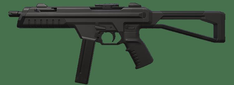 Stinger Arma Primaria Valorant