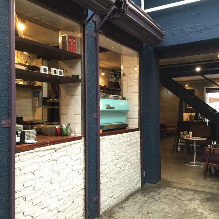 Cozinha do Sofá Café