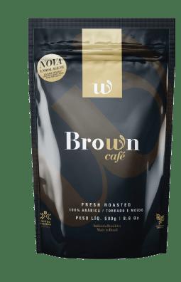 Brown café passa a ser comercializado no Brasil