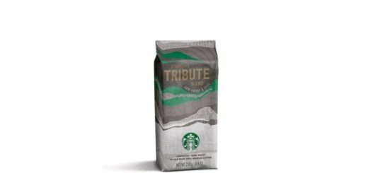 Starbucks lança Tribute blend