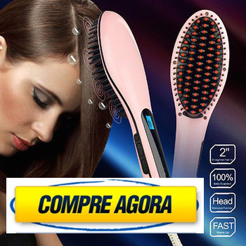 Escova Alisadora Eletrica 230c LCD Magic Hair