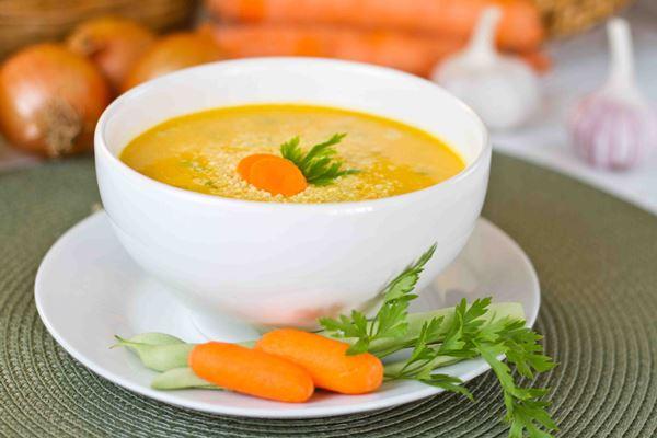 A sopa detox é uma aliada do emagrecimento. (Foto: Divulgação)
