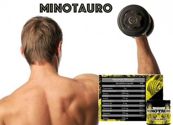 138e6a797 Minotauro pré treino  FUNCIONA de VERDADE!