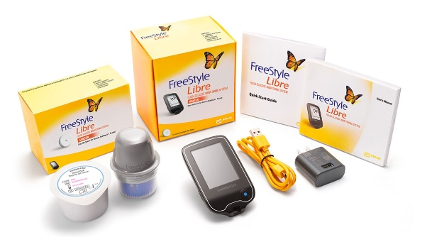 freestyle libre sensor pris