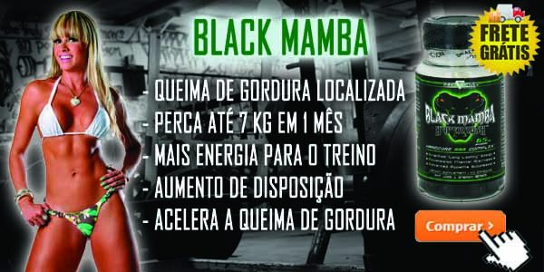 black mamba termogenico