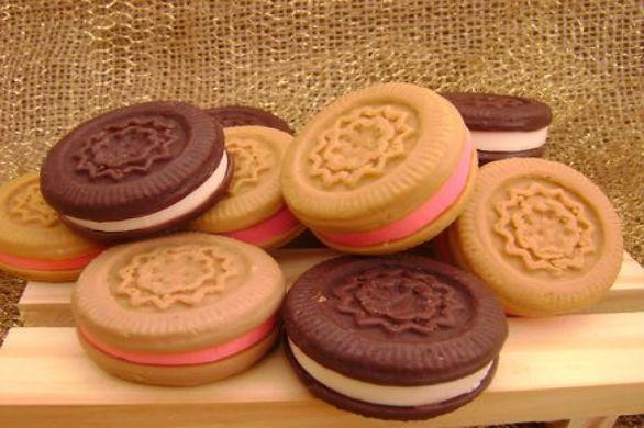 Resultado de imagem para biscoito recheado