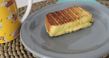 pao low carb de frigideira