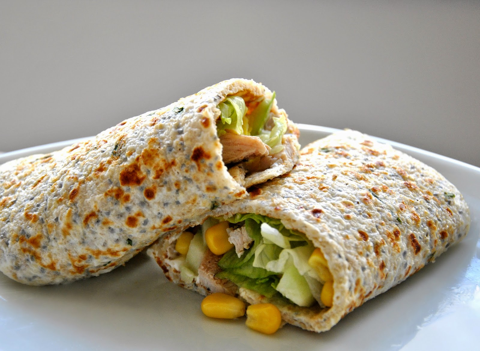 Wrap low carb