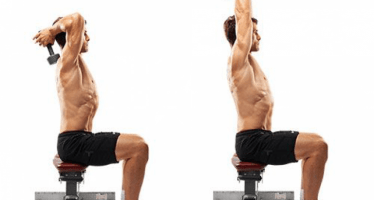 triceps frances beneficios