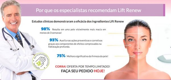 Lift Renew Creme Anti idade