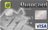 Banco do Brasil Estilo Platinum Mastercad e Visa