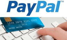 Cartão de crédito pré-pago cartão paypal pré-pago